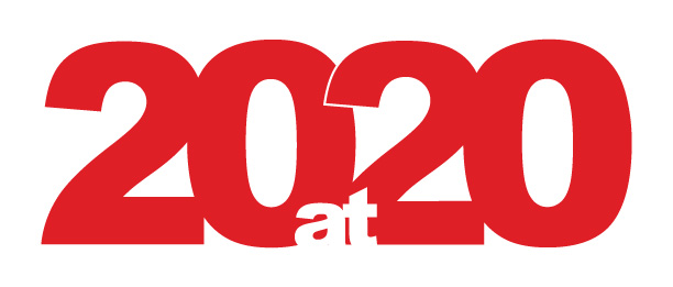 Off-Broadway 20at20 Logo